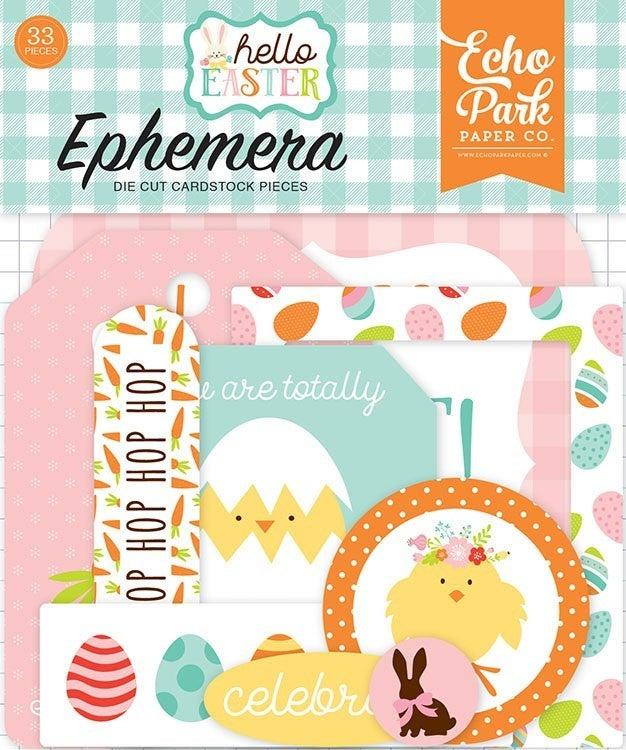 Hello Easter Die Cuts