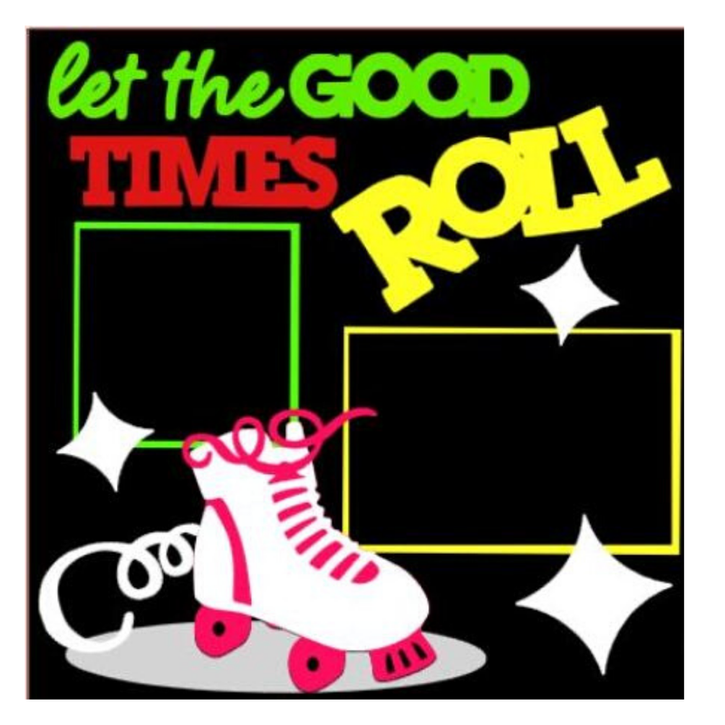 Let the Good Times Roll kit