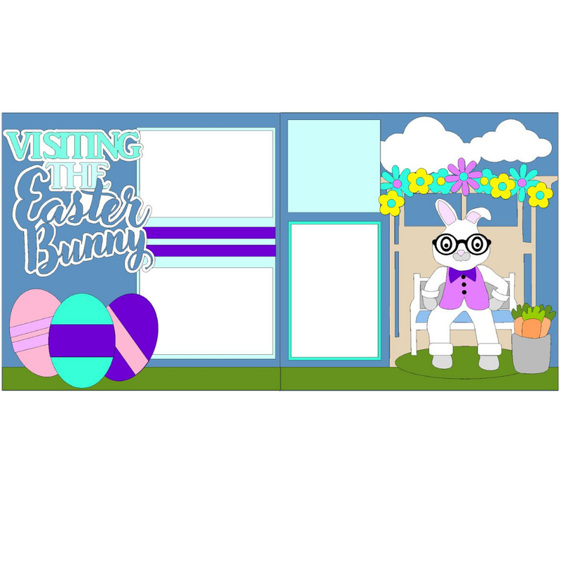 Visiting The Easter Bunny Kit