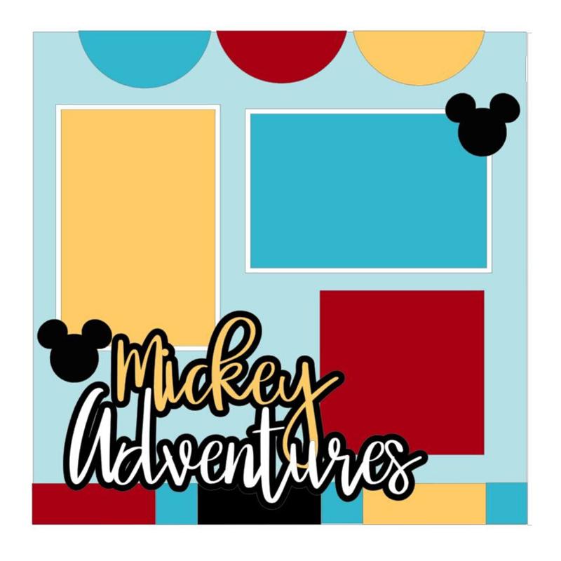 Mickey Adventures Kit