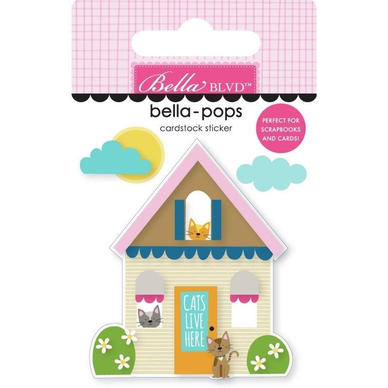 Cat House Doodlepop