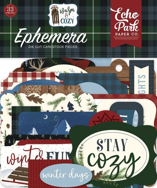 Warm & Cozy Ephemera