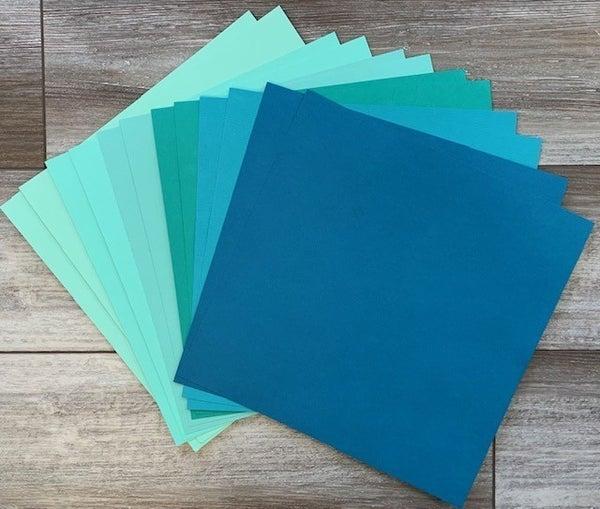 Aqua Color Pack