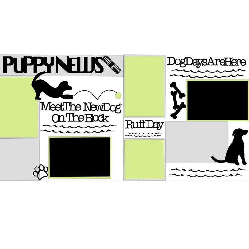 Puppy News Kit