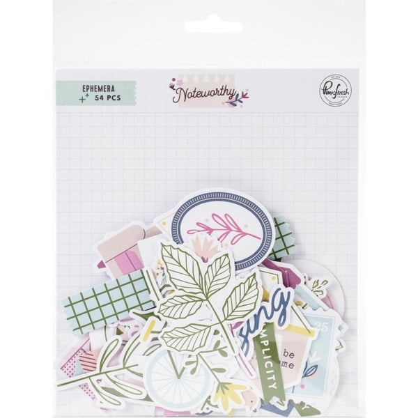 Noteworthy Die Cuts