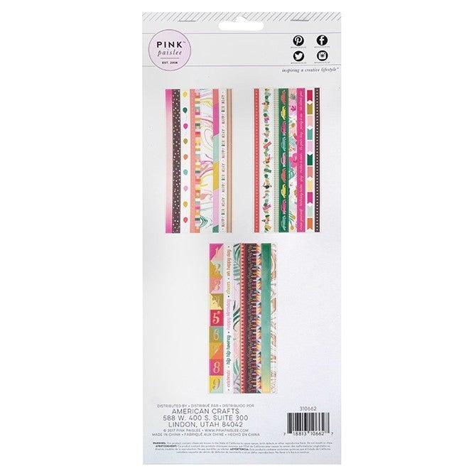 Birthday Washi Tape Book