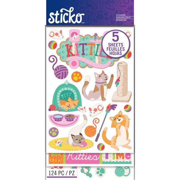 Kitties Sticker Pack