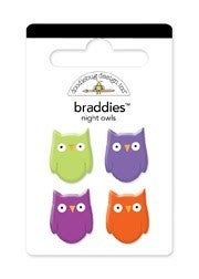 Halloween Owl Brad