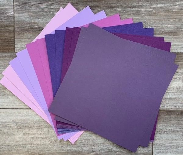Purple Color Pack