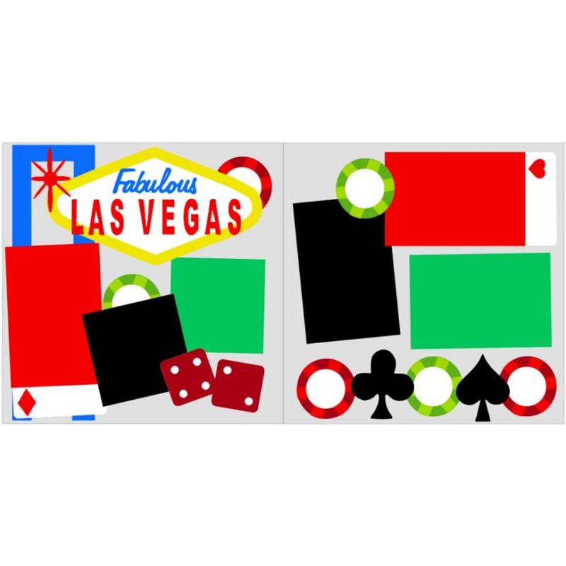Las Vegas Kit