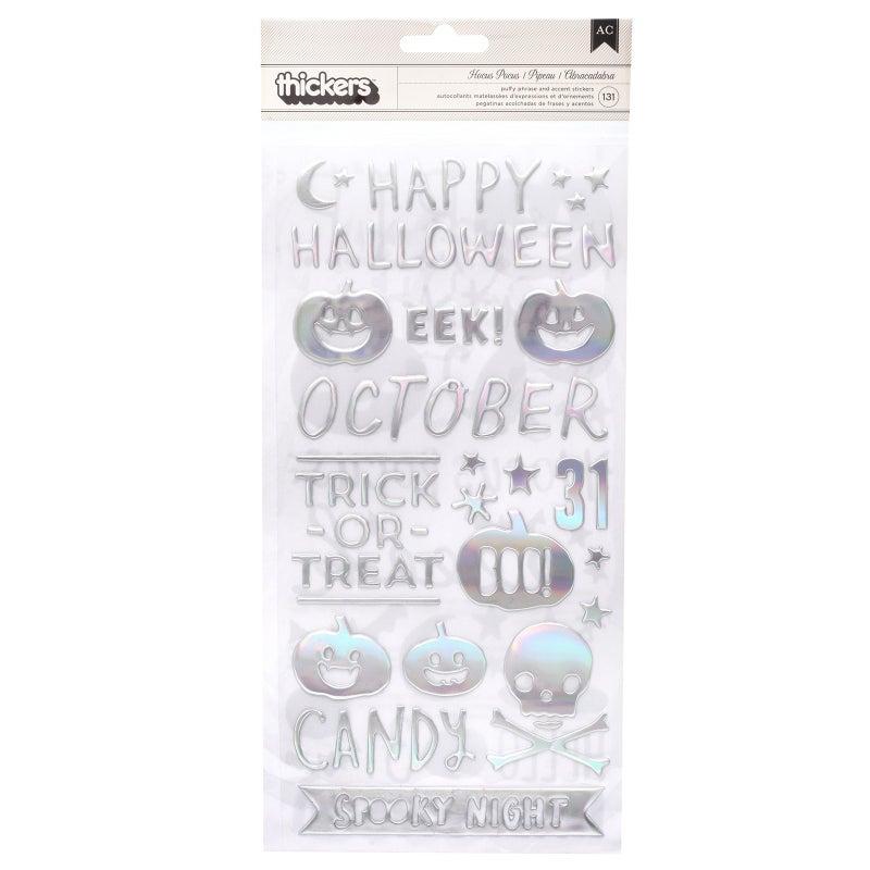 Hocus Pocus Halloween Thickers