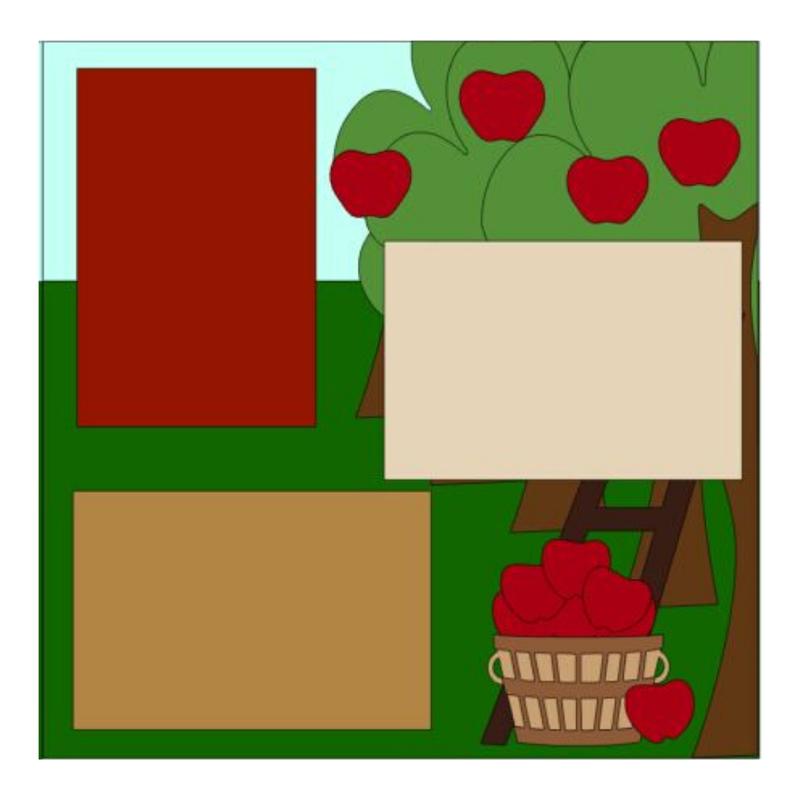 Apple Picking Orchard Kit