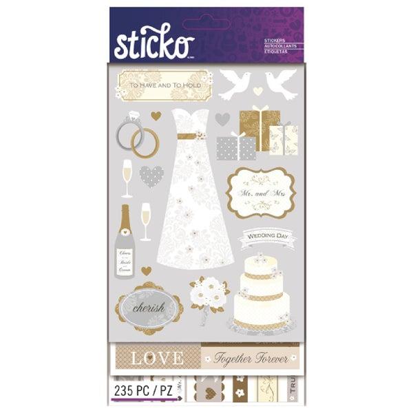 Wedding Sticker Pack