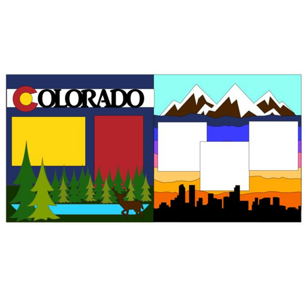 Colorado kit