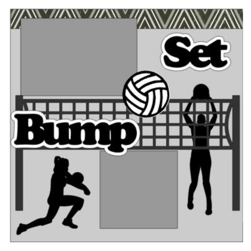 Bump Set Spike Kit