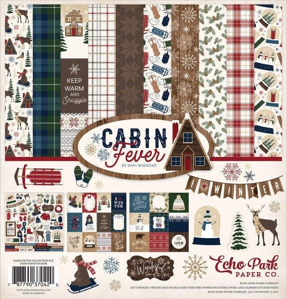 Cabin Fever Paper Pack