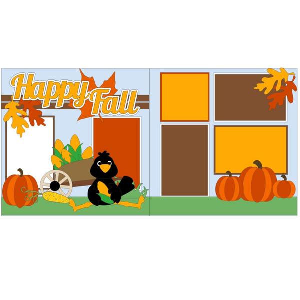 Happy Fall kit