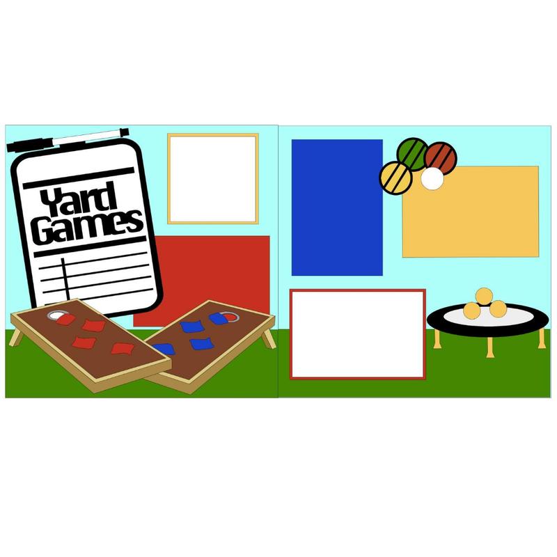 Yard Games Kit