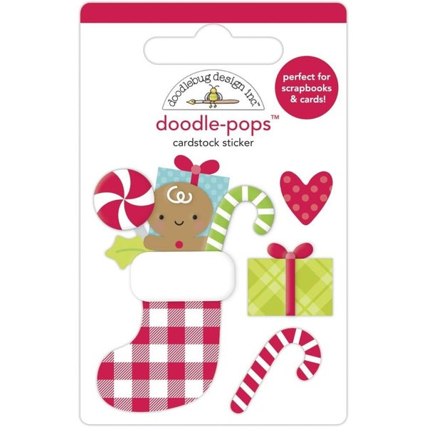 Christmas Stocking Doodlepop