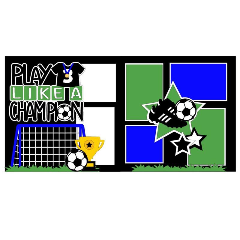 Play Like a Champion Kit