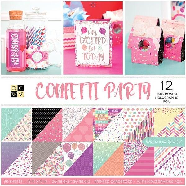 Confetti Paper Pack