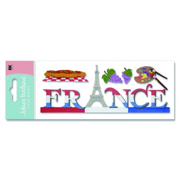 France 3D title
