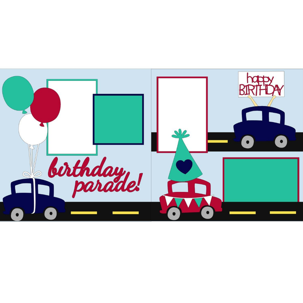 Birthday Parade Kit