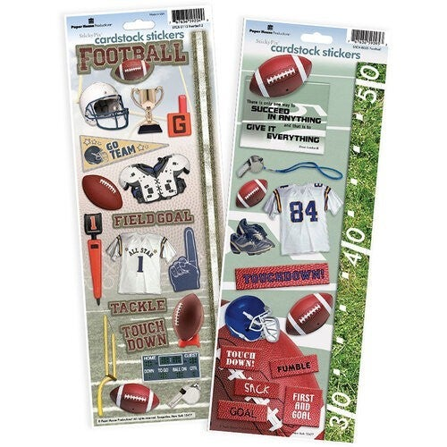 Football Stickers