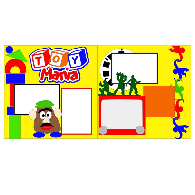 Toymania Kit