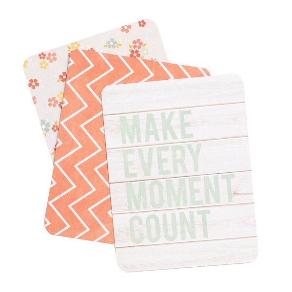 Albums Made Easy 3x4 Scrapbooking Cards