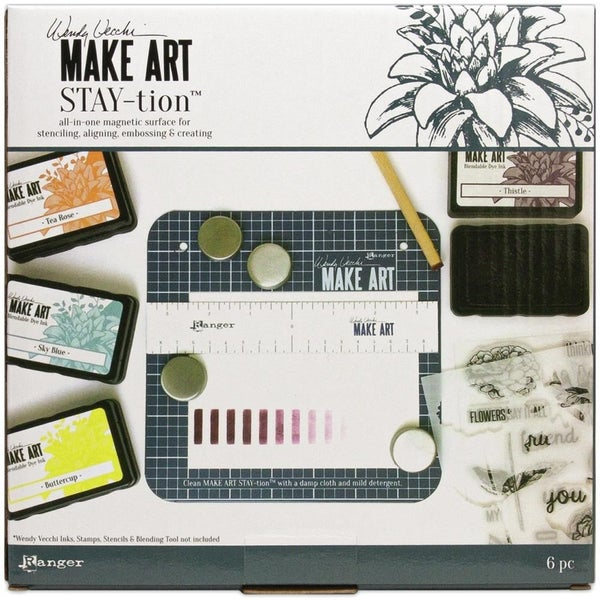 Make Art Staycation Magnetic Surface