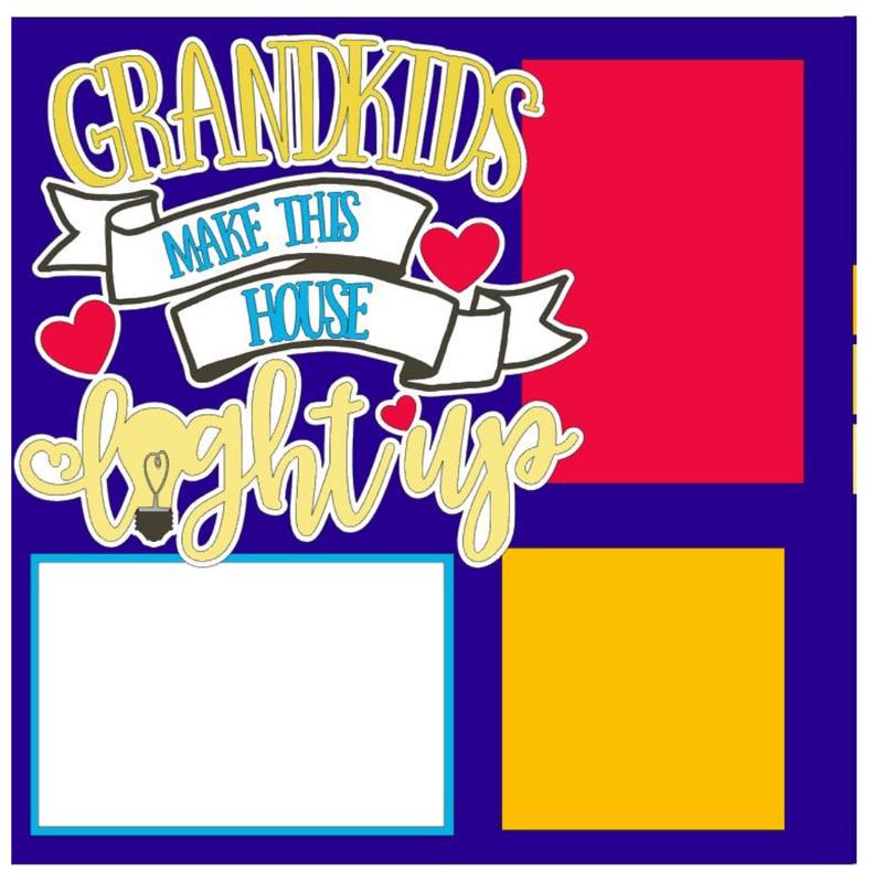 Grandkids Make This House Kit