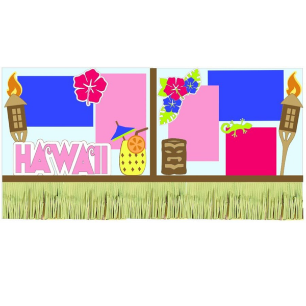 Hawaii Kit