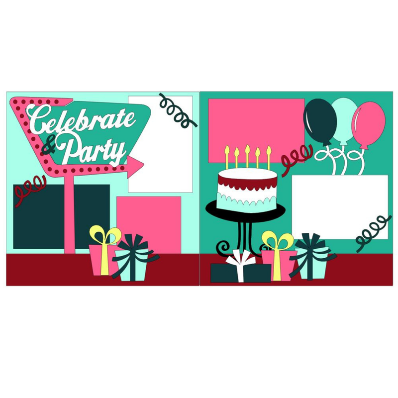 Celebrate and Party Kit
