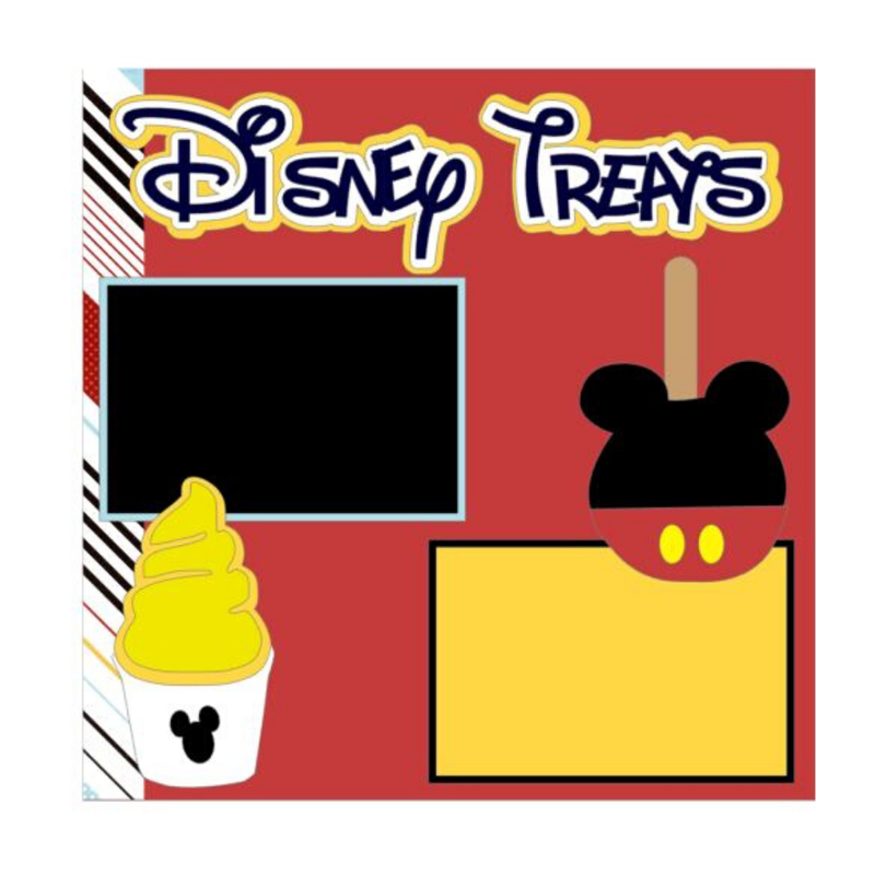 Disney Treats Kit