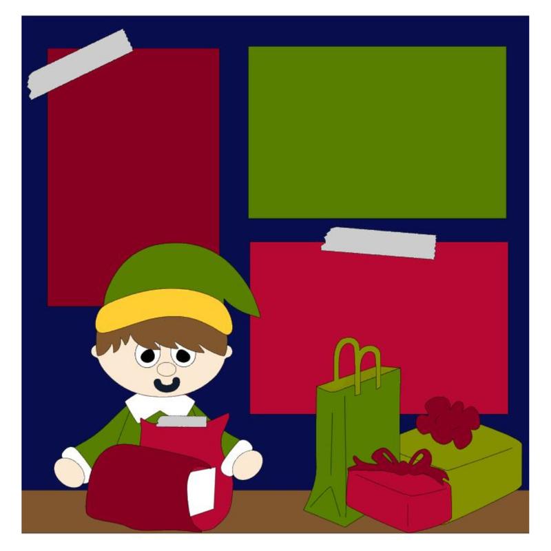 Santas Workshop Kit