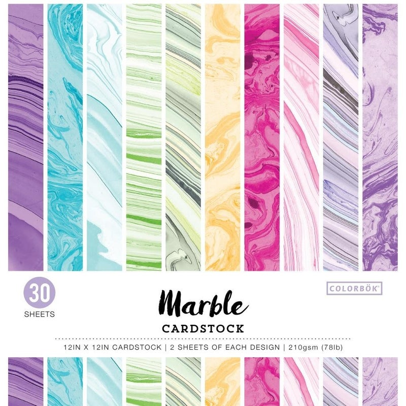 Marble Paper Pad