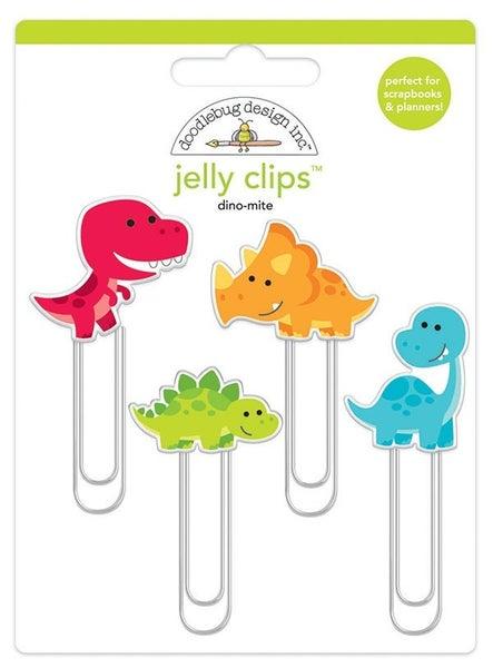 Dino-Mite Jelly Clips