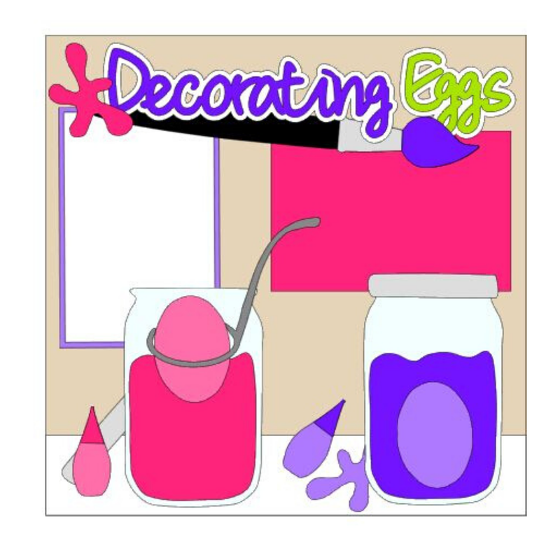 Decorating Eggs 2019