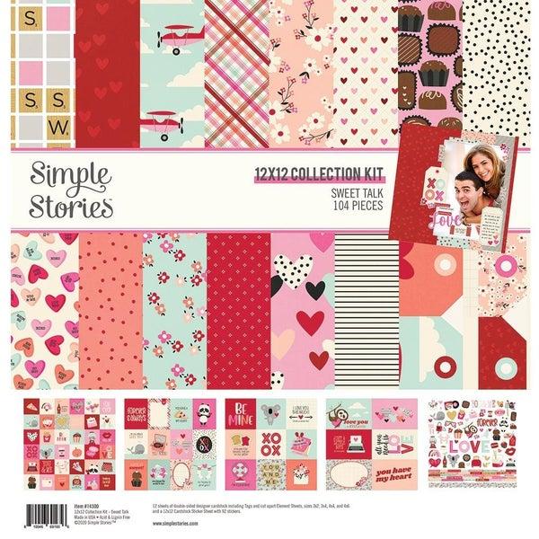 Sweet Talk Paper Pack