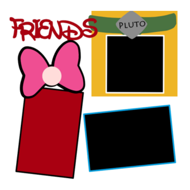 Disney Friends Kit