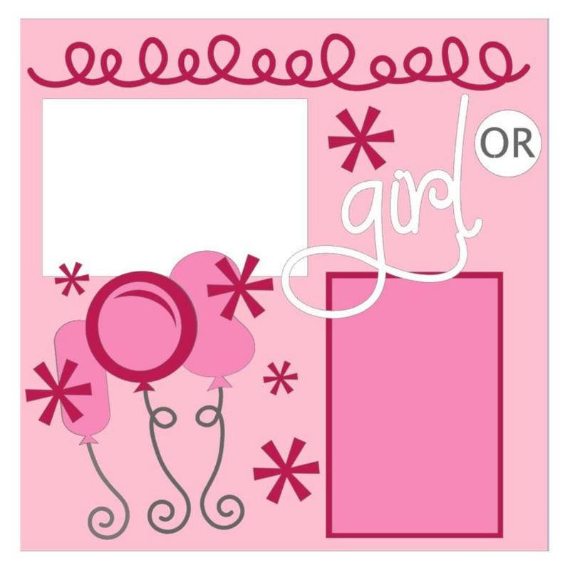 Girl or Boy kit
