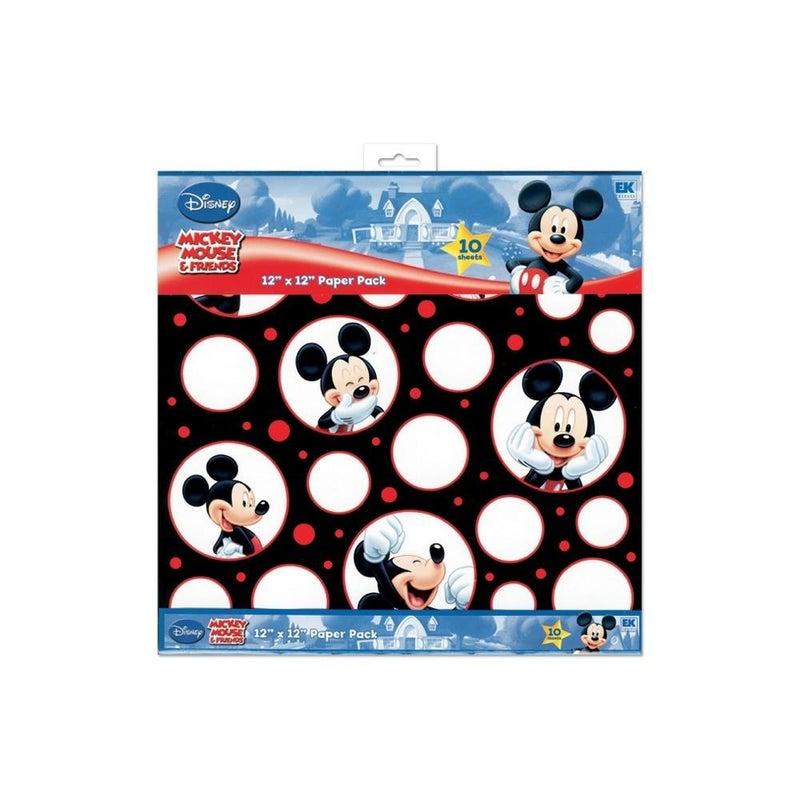 Disney Mickey Paper Pack