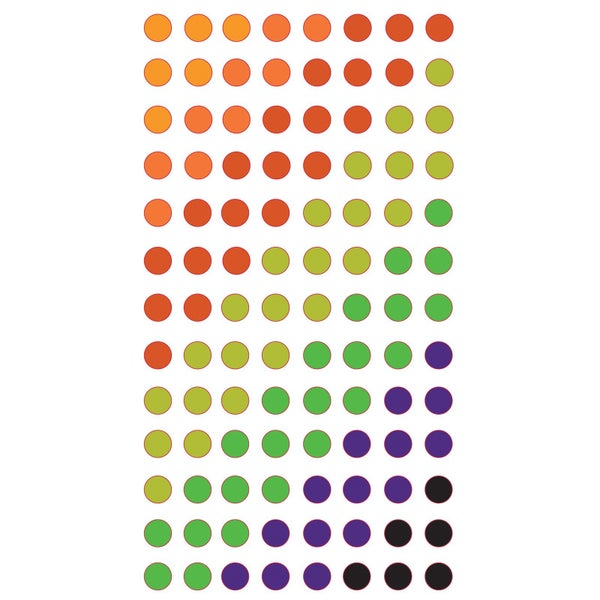 Sticko Multicolor Dots