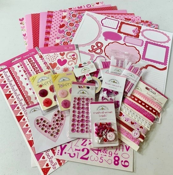 Doodlebug Love Value Bundle