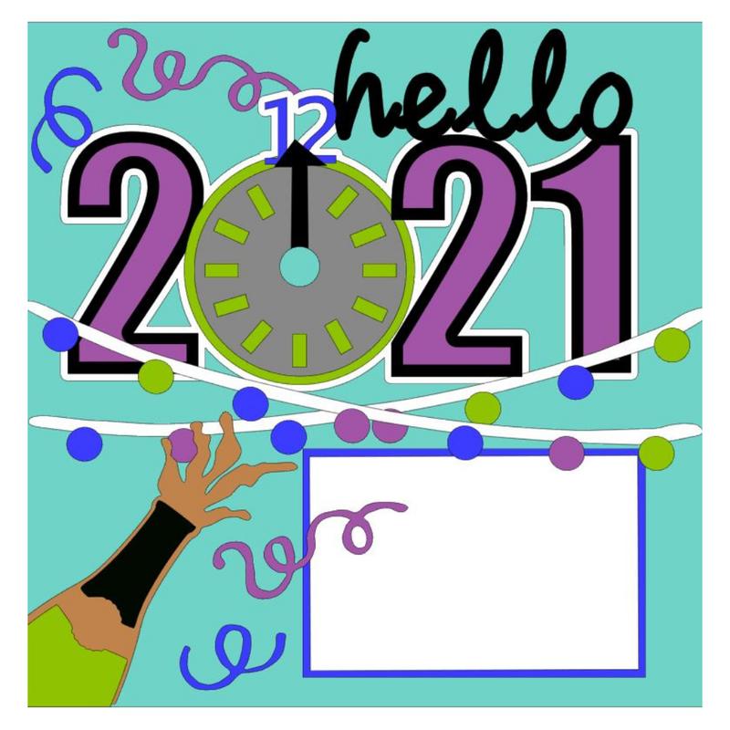 Hello 2021 Kit
