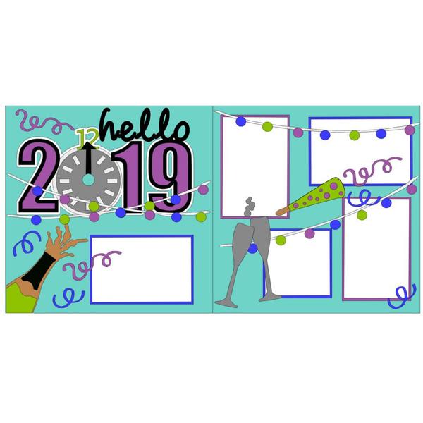 Hello 2019 Kit