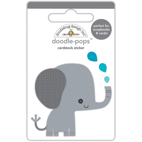 Eddie the Elephant Doodlepop