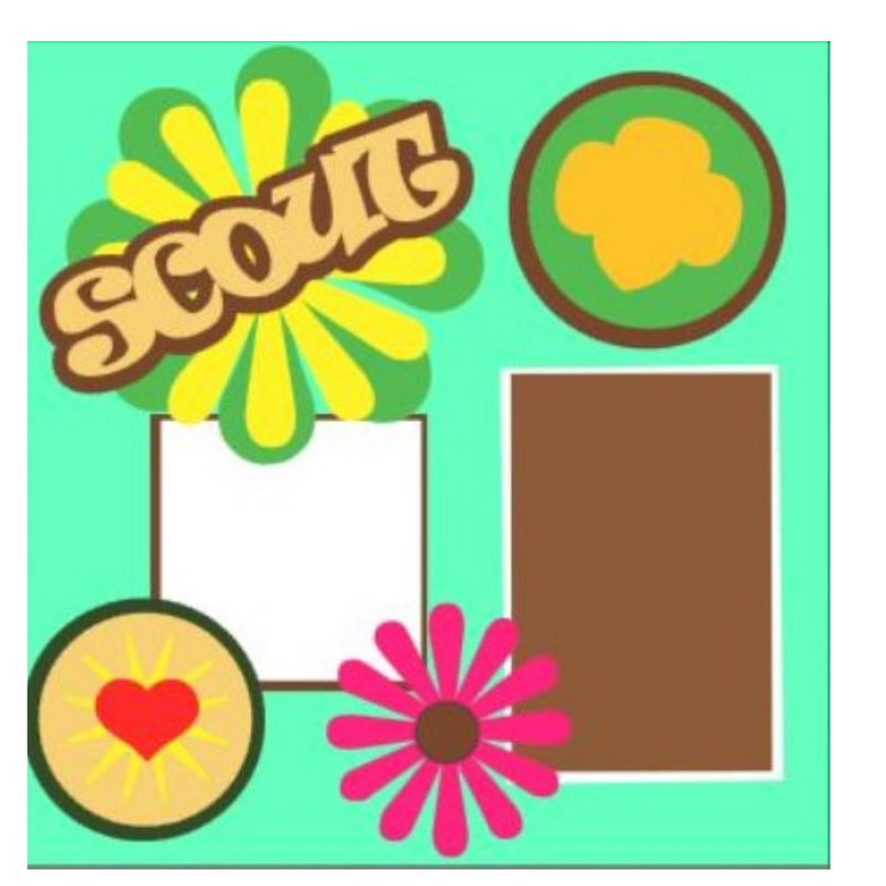 Girl Scout kit