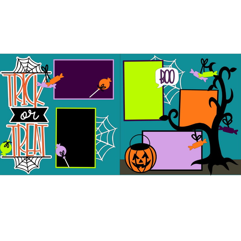 Trick or Treat 2020 Kit